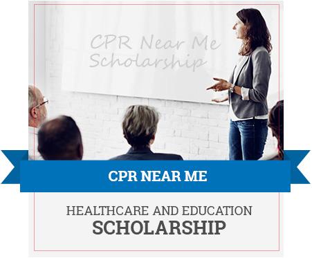CPR Near Me Scholarship