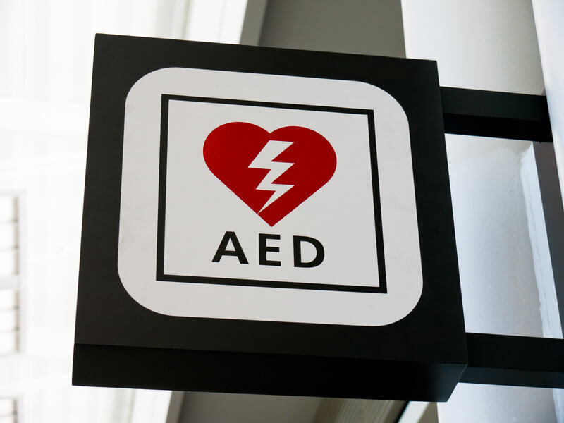 aed safety Learn more about automated external defibrillators (aeds), including appropriate use and required training.