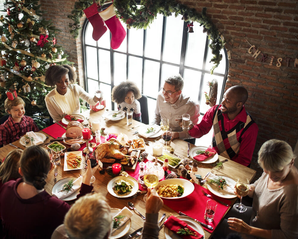 Holiday Season Safety Tips for Christmas, Thanksgiving, and New Years