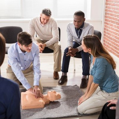 enjoycpr (cpr & first aid classes - multiple locations) - health ...